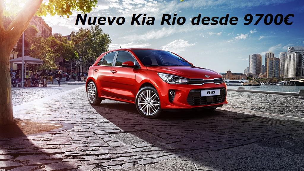OFERTÓN NUEVO KIA RIO